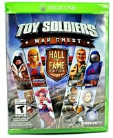 XBOX ONE TOY SOLDIERS WAR CHEST HALL OF FAME EDITION Video Game Brand New