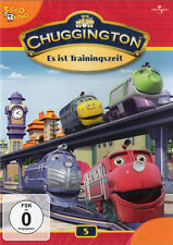 Chuggington 5 - Es ist Trainingszeit (Toggolino)                     | DVD | 900