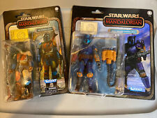 Star Wars Black Series MANDALORIAN & HEAVY MANDALORIAN Credit Collection 6?