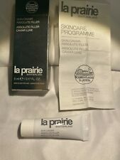 NIB La Prairie Skin Caviar Absolute Filler 5ml/0.17 oz Travel Sz Sample