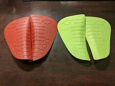 Giro Supernatural Fit Kit Arch Supports size 43-46 green red