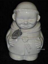 +# A001376_22 Goebel Archiv Muster Zuckerdose Friar Tuck Monk TMK3 H9 Plombe