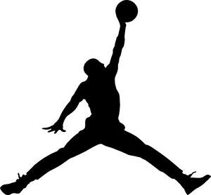 Michael Air Jordan Vinyl Decal Sticker Free Shipping