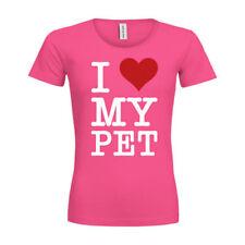Katzen Kurzarm Damen-T-Shirts in Größe XS