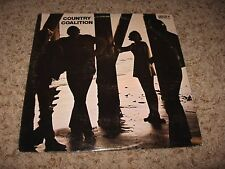 Country Coalition (FOLK PSYCH LP)  BluesWay Label (BLS-6043) ~ NM