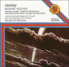 Mozart - Requiem / Augr  Watkinson  Jerusalem  Nimsgern  Bach-