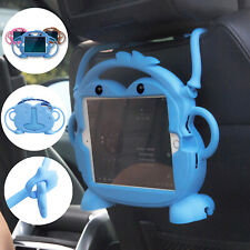 """For iPad 10.2"""" / 9.7"""" Air 3 Mini 4 Kids Safe Rubber Shockproof Handle Case Cover"""