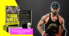 Die Fitness Fibel 2.0,  Buch Bestseller Ratgeber Fitness + Gesunde Ernährung
