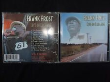 CD FRANK FROST / LIVE IN LUCERNE /