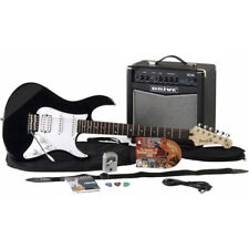 Yamaha GigMaker Electric Guitar Starter Pack - Black