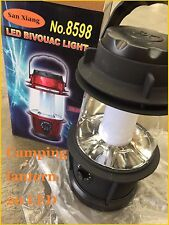 Portable Lamp Camping Lantern 20 LED