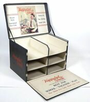 Vintage/Antique 1920-30's Happylad Shirts Advertising Display Box Sign USA