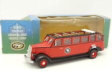 Open Top Bus Cie 1/50 - 1936 White Motors 706 Tour Bus Glacier National Park