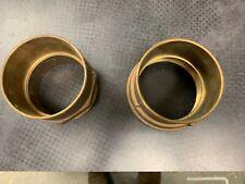 """male&female brass adaptor 4"""""""