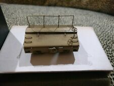 HO BRASS Hall Mark Models HM 80,000 LB SCALE TEST WEIGHT CAR