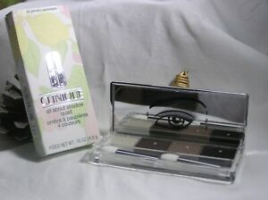 Clinique - All About Shadow Quad  – #02 Jenna`s Essentials - BRAND NEW & BOXED
