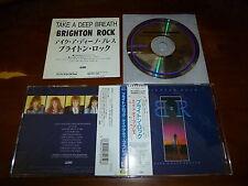 Brighton Rock / Take A Deep Breath JAPAN 22P2-2959 *G