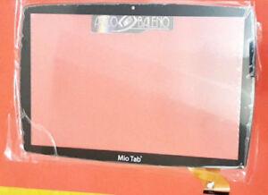 """VETRO+TOUCH SCREEN LISCIANI per MIO TAB 10"""" TUTOR 64229 NERO MP0101066"""