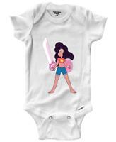 Infant Gerber Onesies Bodysuit Newborn Baby Gift Steven Universe Stevonnie Gem