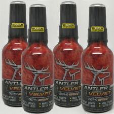 4 Bottles Deer Antler Velvet IGF-1 Spray   ***New Maximum Strength Formula***