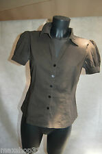 CHEMISE ORSAY TAILLE 38/M CAMISA/CAMICIA/DRESS SHIRT   TBE COTON STRECH