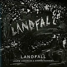 Laurie Anderson and Kronos Quartet - Landfall [CD]