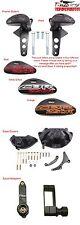 2011 - 2014 Honda CBR250R No Cut Frame Sliders Case Covers Spool Adapters
