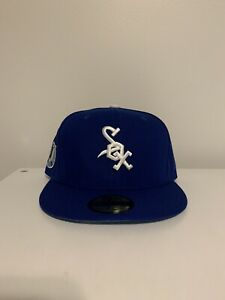 Chicago White Sox 1975 Logo Icy 🥶 UV Hat Club Exclusive 7 3/8