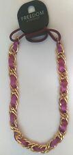 La liberté à topshop violet bandeau bijoux festival serre-tête cheveux accessoires