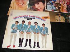 PAUL REVERE & THE RAIDERS GREATEST HITS LP w Photo Booklet Columbia GARAGE POP!
