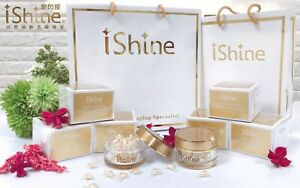 iShine ANTI-AGING FIRMING ESSENCE (50 capsules) 緊實抗皺源液