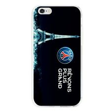 DIY Coque Etui FC Paris Saint-Germain Cool Housse Fashion Para-chocs Mince Léger
