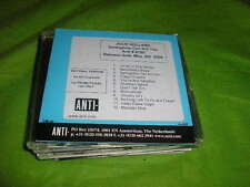 CD Indie Jolie Holland Crush In The Ghetto 1song promo ANTI-