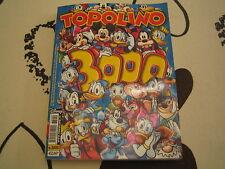 TOPOLINO N. 3000 ORIGINALE   - EDICOLA