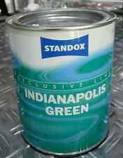 Indianapolis Green, Standox Exclusive Line Lack