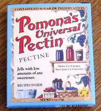 POMONA'S UNIVERSAL PECTIN 1 pk Sugar/Preservative Free Low Methoxyl Citrus