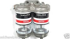 Double Filter Assembly DFA05 With Delphi 296 Filters M14 X 1.5mm Metric