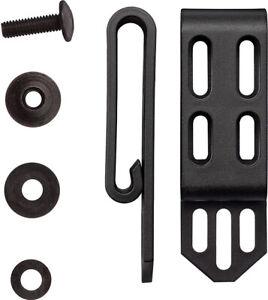 Cold Steel Black Secure-Ex C-Clip Large 2pk SACLA