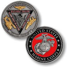 U.S. Marine Corps / Air Station Kaneohe Bay - MCAS Nickel Challenge Coin