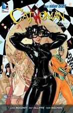 Catwoman Vol. 5: Race of Thieves (the New 52) by Nocenti, Ann -Paperback