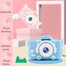 2.0'' 1080P LCD ChildrenDigital Camera Video Recorder Kids Camcorder Toys