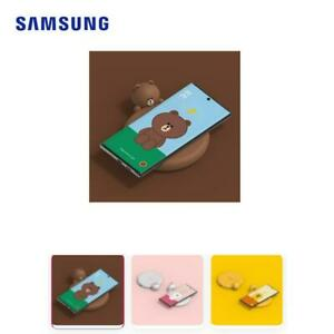 Samsung Universal LINE FRIENDS Smart Wireless Charging Pad (Cony) (Brown)(Sally)