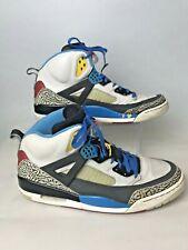 Nike Jordan Spizike Spiz'ike Neutral Grey Maize Shadow Bordeaux 315371-070 UK13
