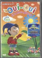 DVD OUI-OUI  et la fleur géante  - 7 épisodes  - Neuf sous blister