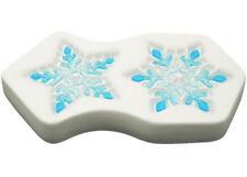 Glass Fusing Snowflake 2013 Mold - Colour de Verre