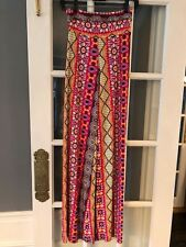 Ladies Auditions Pink Yoga Pants Size Small
