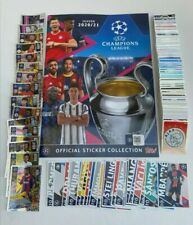 Topps Champions League 2020-21 2021 Album Vuoto + Set Completo 582 Figurine