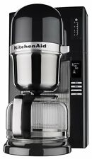 KitchenAid RR-KCM0802OB Auto Pour Over Coffee Brewer, SCAA Certified, Onyx Black