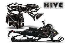 SKI-DOO REV XM SUMMIT SNOWMOBILE SLED CREATORX GRAPHICS KIT WRAP HIVE BLACK