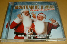 MORECAMBE & WISE CHRISTMAS SPECIAL--2  CD AUDIO BOOK